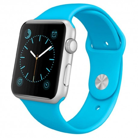 Apple Watch Serie 1 Sport 38mM Azul - Envío Gratuito