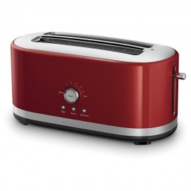 KitchenAid Tostador 4 Rebanadas KMT4116ER Rojo - Envío Gratuito