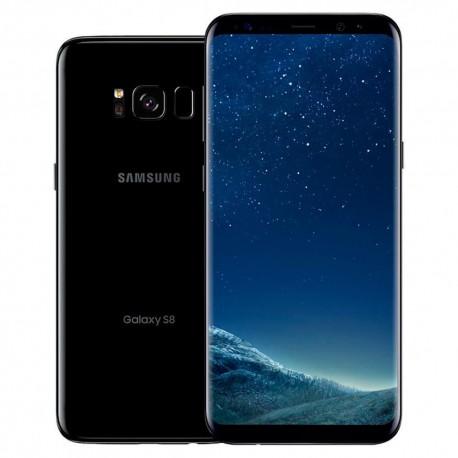 Samsung Galaxy S8 64 GB Negro Medianoche - Envío Gratuito