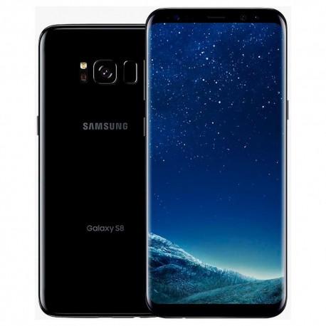 Samsung Galaxy S8 Plus 64 GB Negro Medianoche - Envío Gratuito