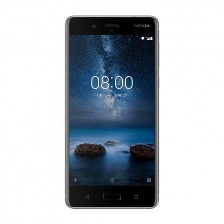 Nokia 8 64 GB Acero - Envío Gratuito