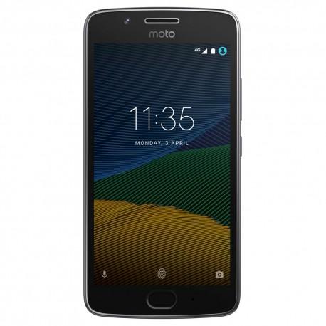 Motorola G5 32 GB Gris - Envío Gratuito
