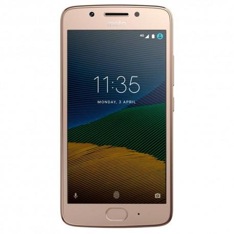 Motorola G5 32 GB Dorado - Envío Gratuito