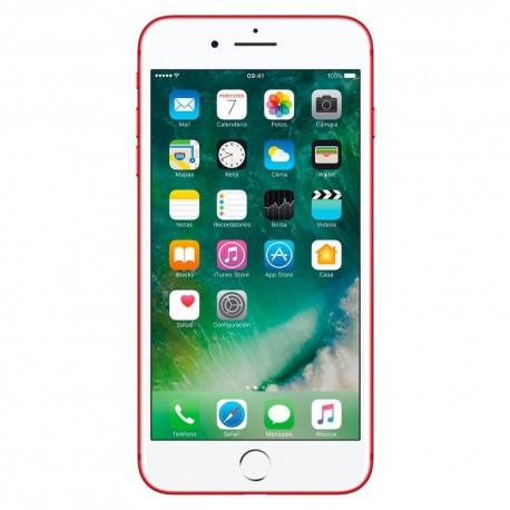 Apple Iphone 7 Plus 128 GB Rojo - Envío Gratuito