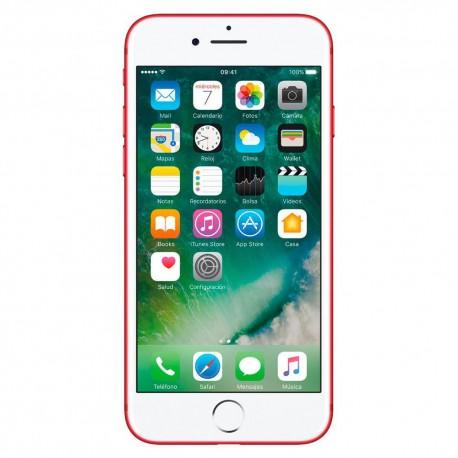 Apple iPhone 7 256 GB Rojo - Envío Gratuito