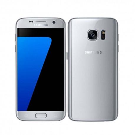 Samsung Galaxy S7 Flat 32 GB Plata - Envío Gratuito