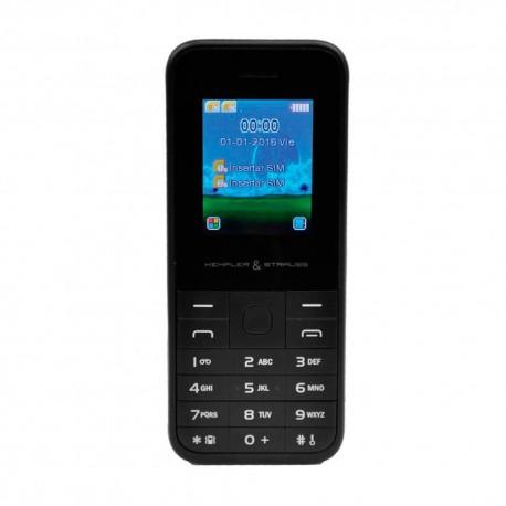 "Kempler & Strauss Basic Phone Mini 1.8"" Desbloqueado - Envío Gratuito"