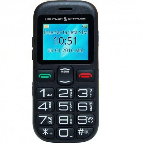 Kempler & Strauss Facil Phone Desbloqueado - Envío Gratuito