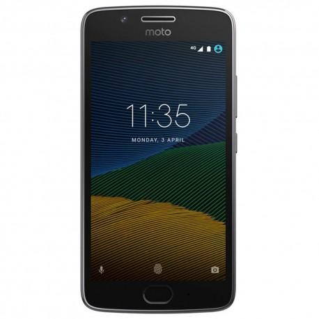 Movistar Motorola G5 Gris - Envío Gratuito