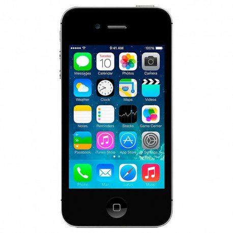 Apple Iphone 4S 8 GB Negro - Envío Gratuito