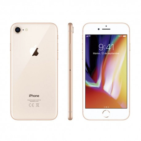 iPhone 8 256 GB Oro - Envío Gratuito