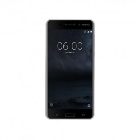 Nokia 6 32 GB Dual SIM Plata - Envío Gratuito