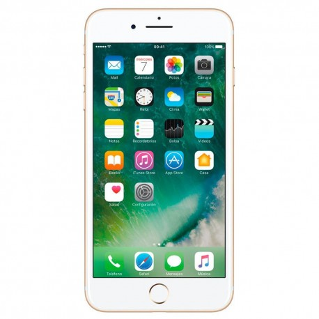Apple iPhone 7 Plus 128 GB Oro - Envío Gratuito
