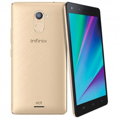 Infinix Hot 4 Pro Dual X556 Oro - Envío Gratuito