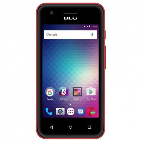 Smartphone Blu Dash L3 Rojo - Envío Gratuito