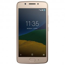 Movistar Motorola G5 32 GB Dorado
