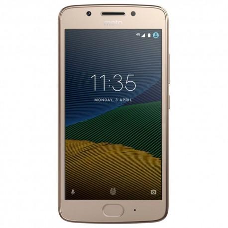 Movistar Motorola G5 32 GB Dorado - Envío Gratuito