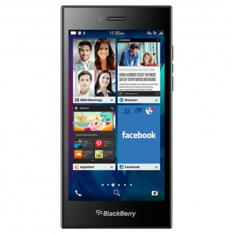 BlackBerry Leap 16 GB Gris - Envío Gratuito