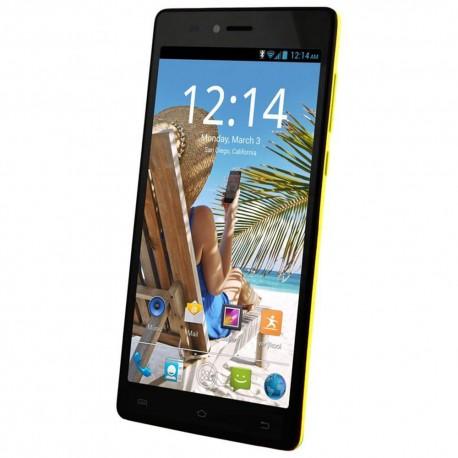 Verykool S5510 4 GB Desbloqueado Amarillo - Envío Gratuito