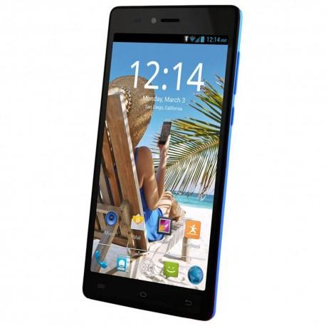 Verykool S5510 4 GB Desbloqueado Azul - Envío Gratuito