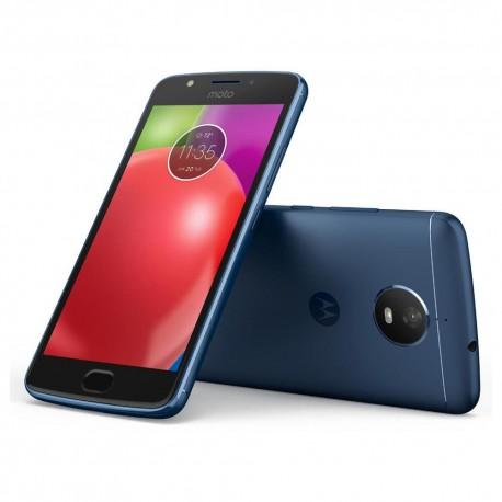 Movistar Motorola E4 XT1763 Azul - Envío Gratuito