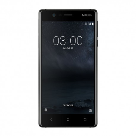 Nokia 3 Movistar Negro - Envío Gratuito