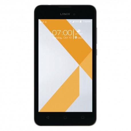 Lanix X520 Ilium 1 GB Telcel R9 Plata - Envío Gratuito