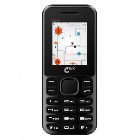 Nyx Xyn306 16 GB Telcel R9 Negro Plata - Envío Gratuito
