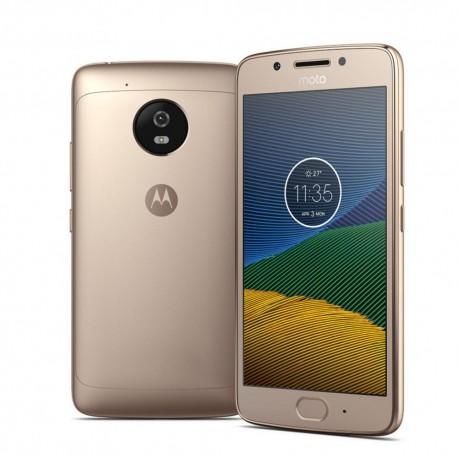 Motorola G5 32 GB Telcel R9 Dorado - Envío Gratuito