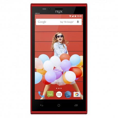 Nyx Rex 8 GB Telcel R9 Rojo - Envío Gratuito