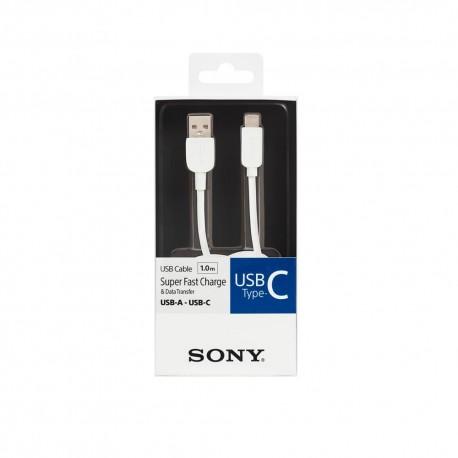 Sony Cable MicroUSB a Tipo C 1m - Envío Gratuito