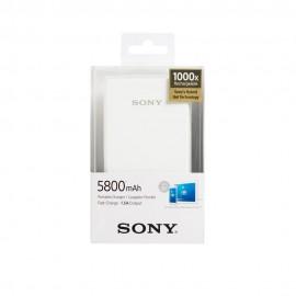Sony Cargador 5800 mAh Portátil Blanco - Envío Gratuito