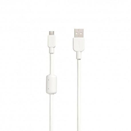 Sony Cable USB a MicroUSB 1.5m Blanco - Envío Gratuito