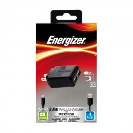 Energizer Cargador de Pared Classic Negro