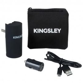 Kit de Cargadores Kingsley Negros