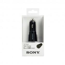 Sony Adaptador de Carro 2 Puertos 4.8