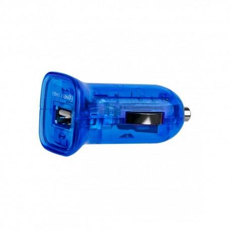 Rock Candy Car Cargador Azul - Envío Gratuito