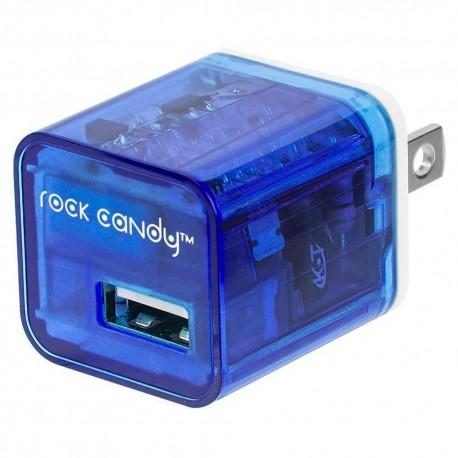 Rock Candy Wall Cargador Azul - Envío Gratuito