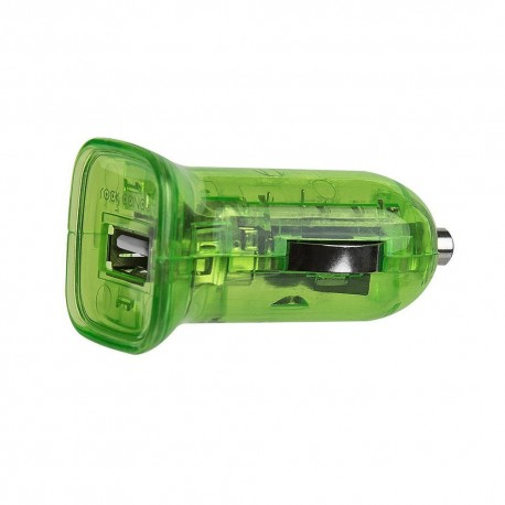 Rock Candy Universal Car Charger Verde - Envío Gratuito