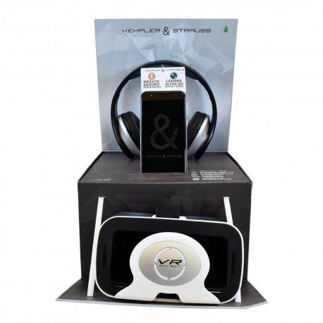 "Kempler & Strauss Pack VR Alumini Evolution 5"" 16 GB 4G LTE - Envío Gratuito"