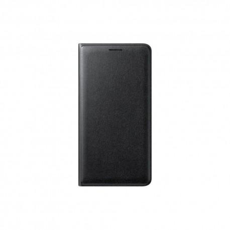 Samsung J3 2016 Flip Wallet Negro - Envío Gratuito
