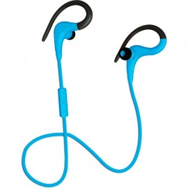 Audífono Bluetooth Coby Azul CEBT 400 BLU