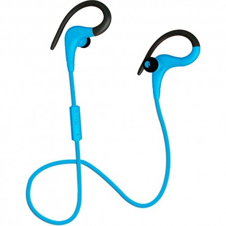 Audífono Bluetooth Coby Azul CEBT 400 BLU - Envío Gratuito