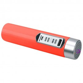 Power Bank 3 en 1 Kingsley 8 000 mAh Rojo - Envío Gratuito