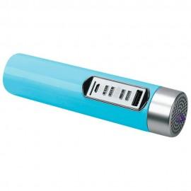Power Bank 3 en 1 Kingsley 8 000 mAh Azul - Envío Gratuito