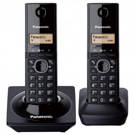 Teléfono Inalámbrico Panasonic KX TG17 - Envío Gratuito