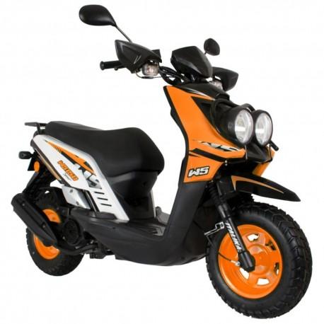 Italika Motoneta WS150 Naranja - Envío Gratuito