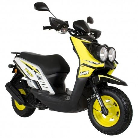 Italika Motoneta WS150 Amarilla - Envío Gratuito