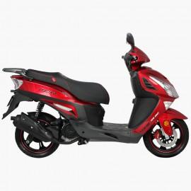 ITALIKA GS 150 rojo