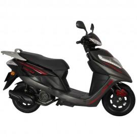 Italika Motoneta DSG125 Negro Rojo - Envío Gratuito